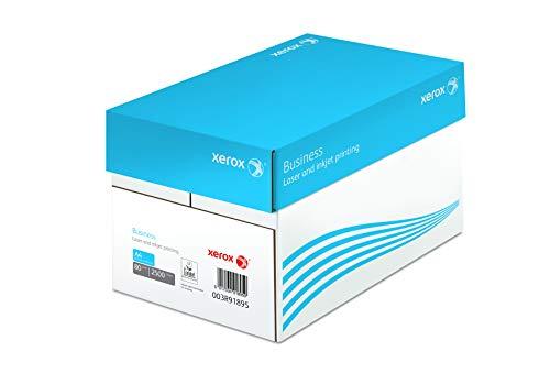 Xerox 003R91895 Business Kopier-, Drucker-, Universalpapier, DIN A4, 80 g/m², 2.500 Blatt, weiß