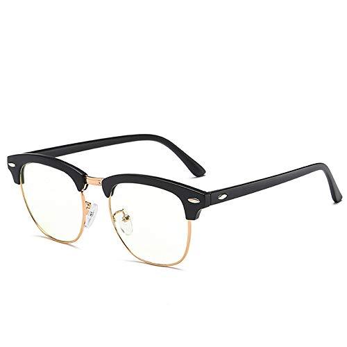 Blue Light Blocking Glasses Computer Reading Glasses Retro Eyeglasses Frame...