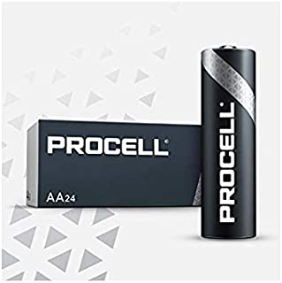 Duracell Procell AA 24 Pack PC1500BKD09 (packaging may vary)
