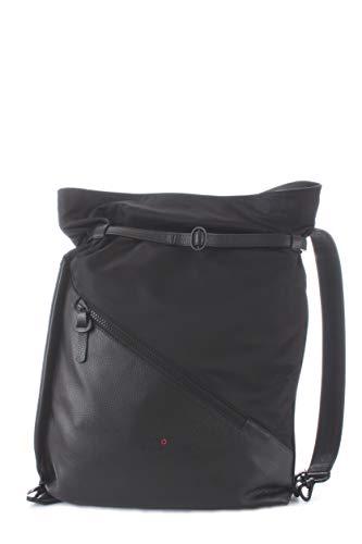Kiton borsa da uomo nera, UBSACKN0080801007