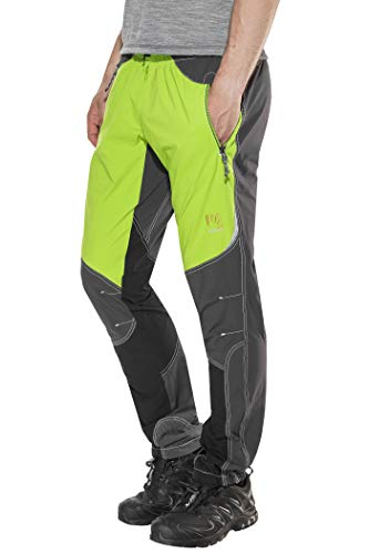 KARPOS - Rock - Pantalon - gris/vert