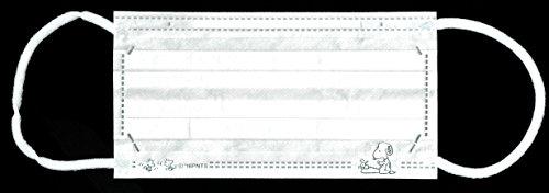 『日本マスク スヌーピー不織布マスク 大人用 7枚』の2枚目の画像
