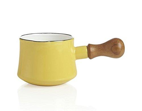 Dansk Kobenstyle Butter Warmer, Yellow