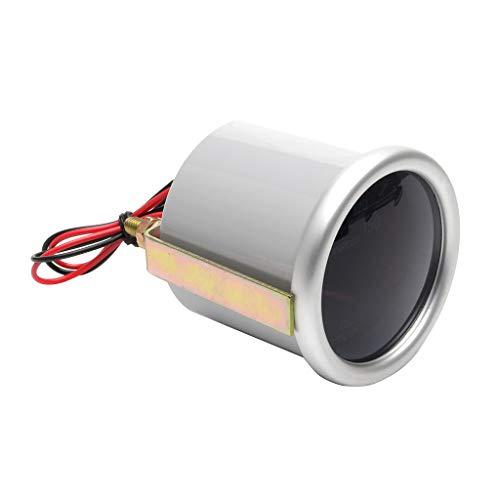 LED Analog Voltmeter Messinstrument Spannungsmesser Voltanzeige für Auto KFZ, DC 12V