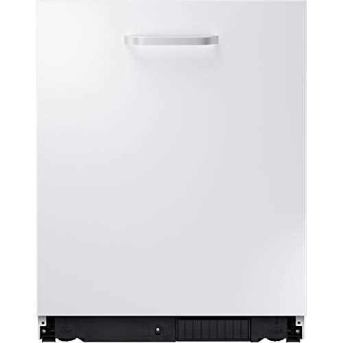 Samsung DW60M5050BB Fully Integrated Standard Dishwasher - Black Control Panel with Fixed Door Fixing Kit