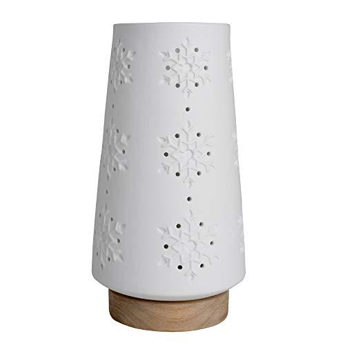 Räder Living winterlicht groot diameter: 10 cm hoogte: 19 cm