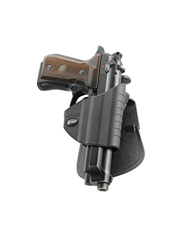 Fobus Concealed Carry Retention Paddle Thumb Release Holster
