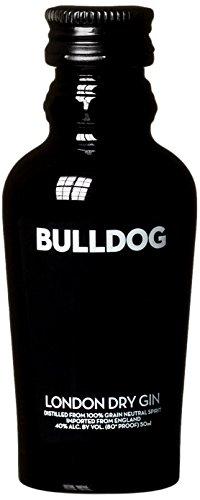 Bulldog Gin (1 x 0.05 l)