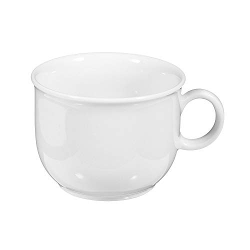 Seltmann Weiden Kaffeetassen 6 TLG. weiß/Uni 0,21 l
