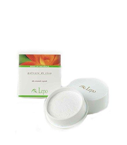 LEPO Poudre Poudre de riz Fixation Transparent Astuce 20 gr Maquillage Visage