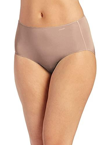 Jockey Women's No Panty Line Promise Tactel Hip Brief Light Briefs 6 (LG)