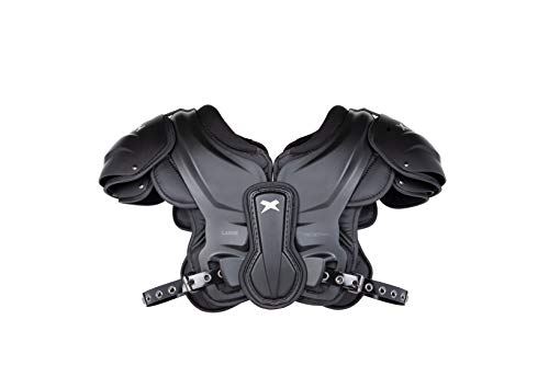 Xenith Velocity 2 Varsity Football Shoulder Pads for Adults - All Purpose Protective Gear (Medium)
