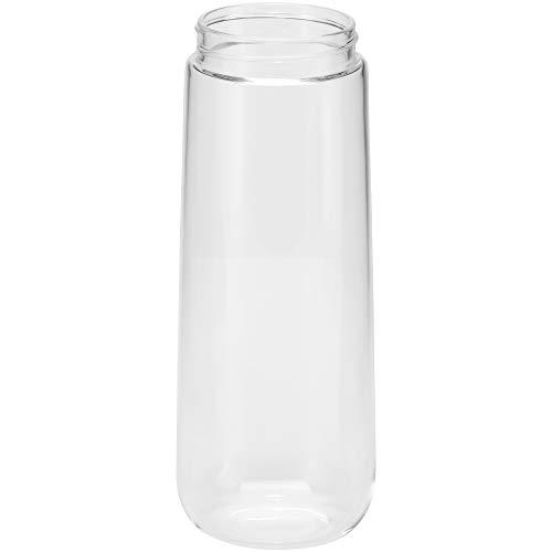 WMF Nuro Ersatz Glaskaraffe, für Wasserkaraffe 1,0 l, hitzebeständig bis 200°