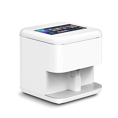 ACCDUER Intelligent 3D Nail Painting Machine Automatic Smart 3D Art Nail Printer Support WiFi/DIY/USB Digital Nail Art Printer Machine Equipment
