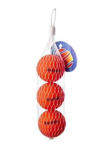 BASSALO 3er Set Ersatzbälle Cupball Sportspiel