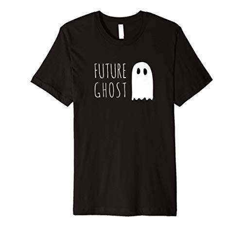 Future Ghost, Halloween Ghost Tshirt