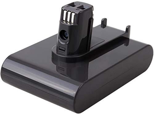 FSKE® Dyson DC35 DC34 DC31 DC44 Batería(Solo ajuste para tipo A) 917083-01 17083-2811 18172-01-04 17083-4211 Battery para Dyson Aspirador de mano,22.2V 2000mAh 44.4W