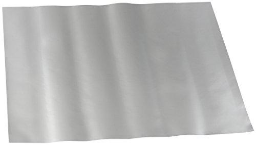 Dr. Oetker Dauerbackfolie 2er Set, Folie mit Antihaft-Beschichtung, (Farbe: silber), Menge: 1x 2er Set