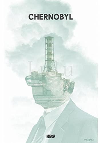Amymam Tavelvägg utan ram välj Tjernobyl film tryck silke affisch för ditt hem väggdekoration 60 x 90 cm