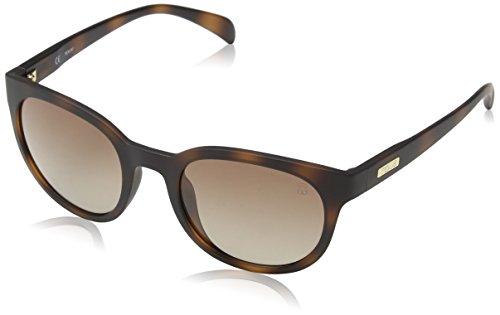 Tous Damen STO913-500AH9 Sonnenbrille, Braun (Shiny Havana), 50