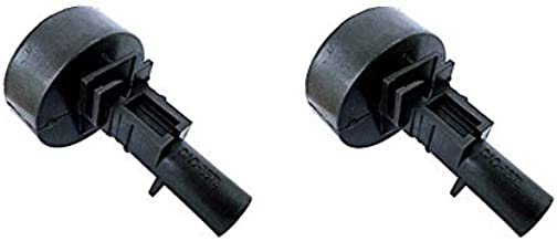 MaxLLTo CAC-1371 Lawn mower Air Compressor Air Intake Muffler for Craftsman DeVilbiss Sears Black & Decker (2-Pack)