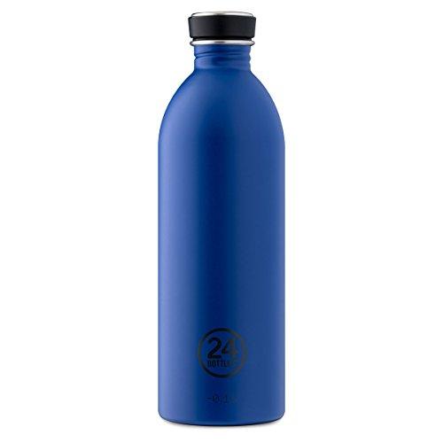 24 Bottles - Gourde Urban 1l Couleur - GOLD BLUE, Taille - T.U
