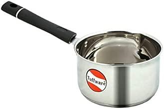 Tuffware Stainless Steel Saucepan - Indian, 2 litre