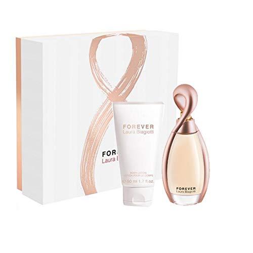Laura Biagiotti Forever Coffret - Eau de Parfum + Body Lotion Limitierte Edition