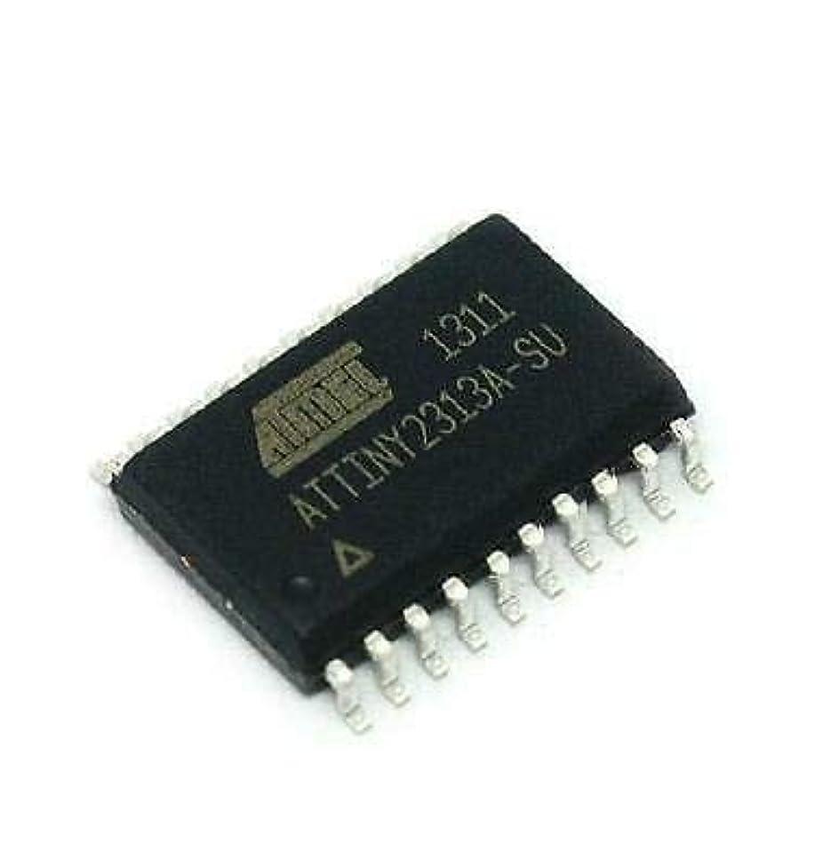 FidgetGear 10PCS MCU IC SOP-20 ATTINY2313A ATTINY2313A-SU SOP8新しい