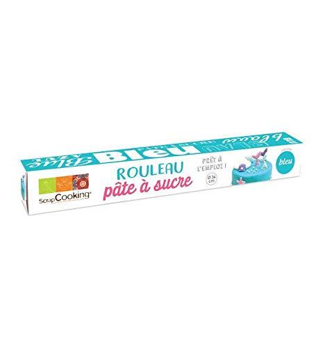 Scrapcooking Rouleau PAS Bleu 430 g