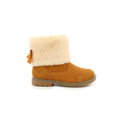 Stelie, Boots Fille, Camel, 20
