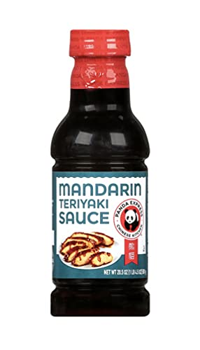 Panda Express Mandarin Teriyaki Sauce, 20.5 OZ (Pack of 2)