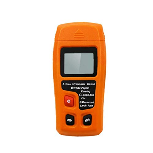 shentaotao 0-99,9% Zwei Pins Digitale Holzfeuchte-messgerät Holzfeuchte Tester Hygrometer Holz Damp Detector Große LCD-anzeige