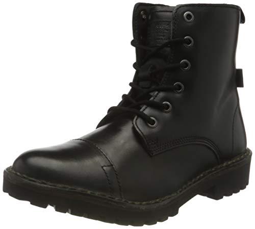 LEVIS FOOTWEAR AND ACCESORIOS Tracker, zapatillas de hombre, negro, 45