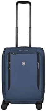Victorinox Werks Traveler 6 0 Frequent Flyer Plus Softside Carry On Blue product image