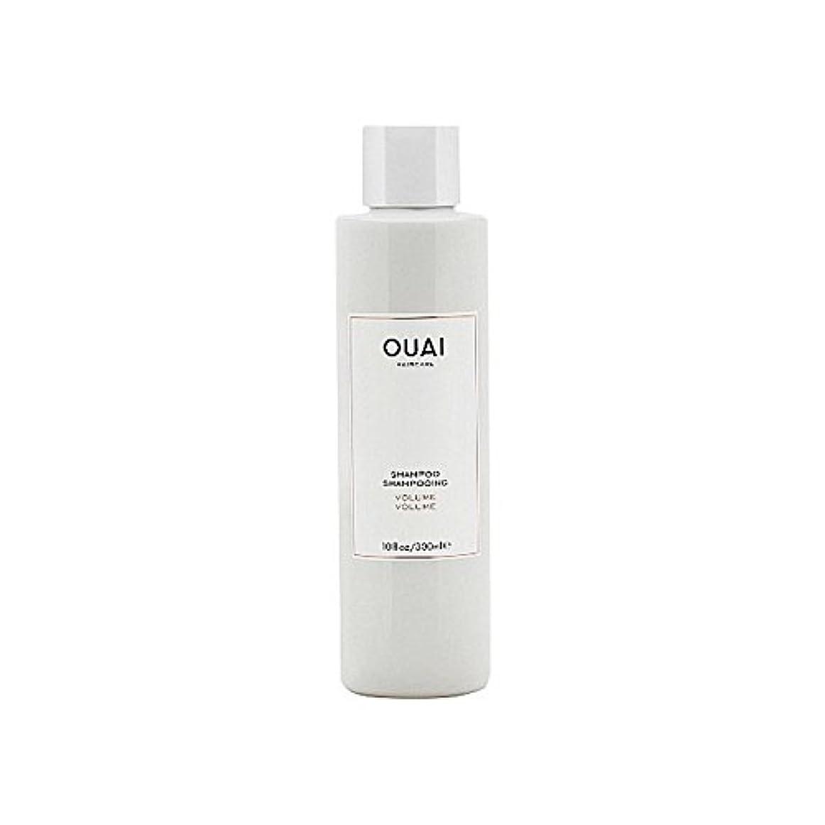 フェリー姪財産Ouai Volume Shampoo 300ml - ボリュームシャンプー300ミリリットル [並行輸入品]