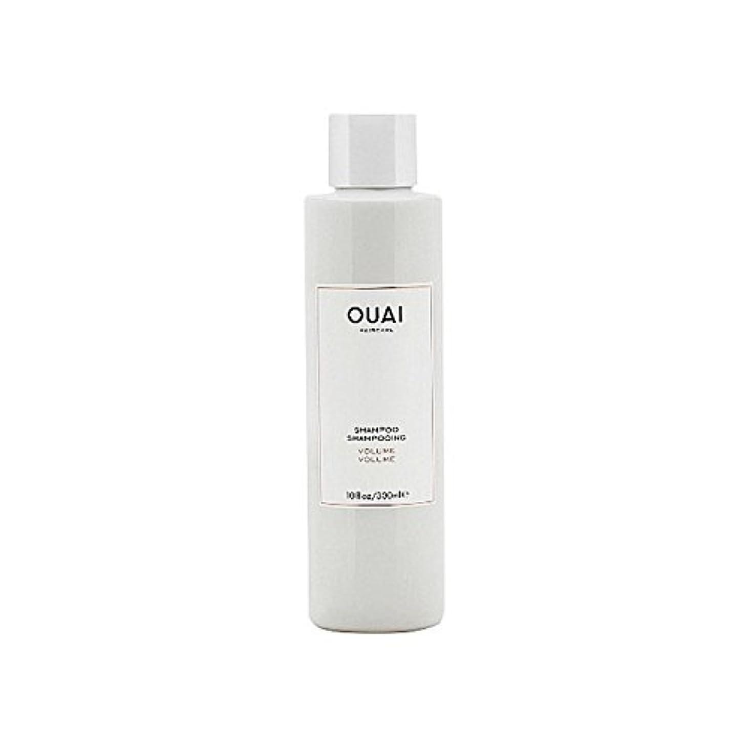 トランザクション品種参加者Ouai Volume Shampoo 300ml (Pack of 6) - ボリュームシャンプー300ミリリットル x6 [並行輸入品]