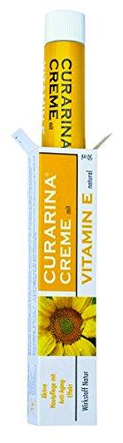 curarina Crème avec Vitamine E, 50 ml