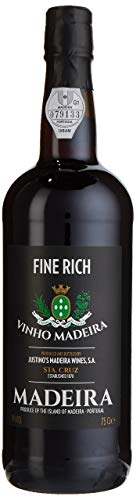 Justino\'s Fine Rich Produced, Island of Madeira, 1er Pack (1 x 750 ml)