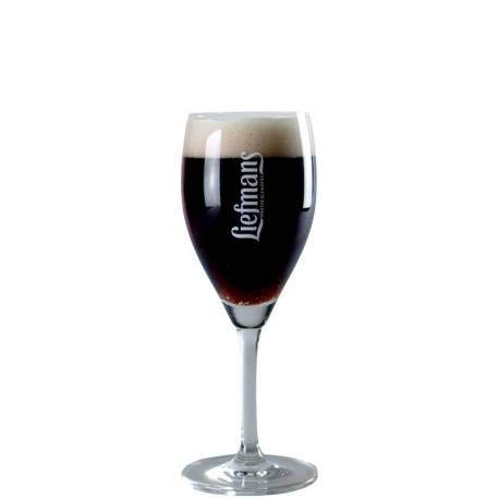 Liefmans bierglas, 25 cl, 6 stuks