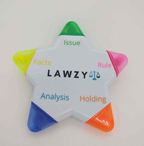 Multi-Tip Law School Briefing Highlighter