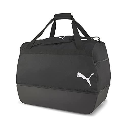 Puma teamGOAL 23 Teambag M BC (Boot Compartment), Borsone Unisex-Adult, Black, OSFA