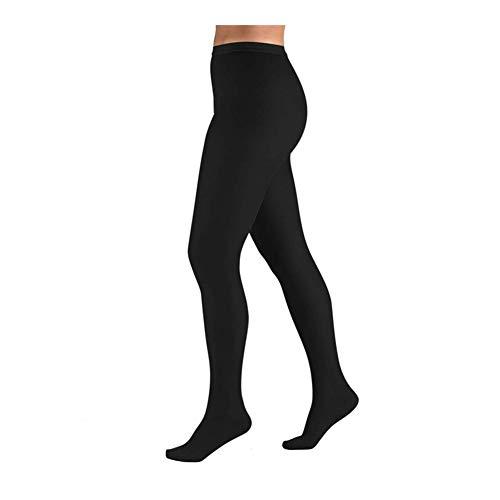 JJZXPJ Compressie Panty's, Sheer Panty's 20-30 Mmhg te verlichten spataderen voor vrouwen ondersteuning gegradueerde druk Panty's Panty slang gesloten teen