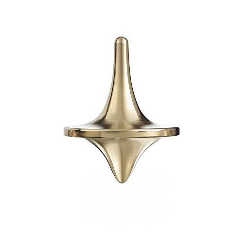 Great Deal! ForeverSpin Bronze Top - World Famous Spinning Tops