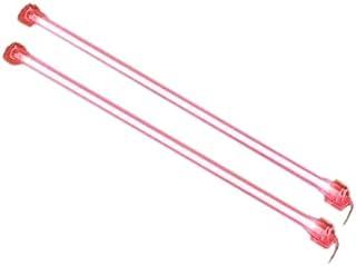 Revoltec RM124 - Cátodo Frio, Rojo