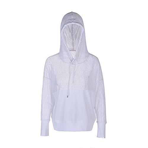 VDSON - Angel-Hemden & T-Shirts für Damen in White, Größe Small