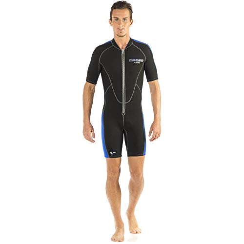 Cressi Lido Man, Muta Shorty 2mm Uomo