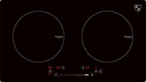 K&H® Doppel SLIDER Control Induktionskochfeld HIN-3420SL