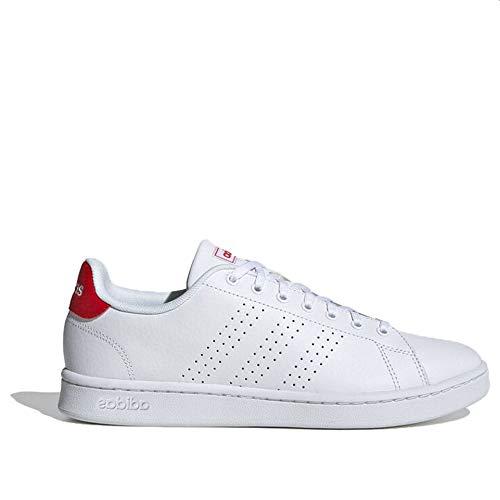 adidas Advantage - Zapatillas deportivas para hombre, color blanco, Hombre, F36422, blanco, 45 1/3 EU
