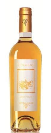 LOGHERI - VINO BIANCO DOLCE (BOTTIGLIA 50 CL)